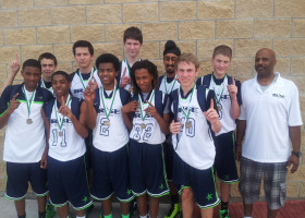 2013 Crossover Athletics Champs 8th grade