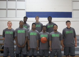 2014 Varsity Boys in OKC at OKC Primetime Tournament