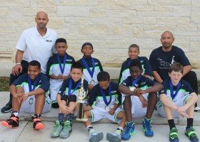 IRise 5th Grade Blue wins Primetime Slam Jam 2015