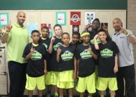 5th Grade Wins Alodia Easter Tournament 2015