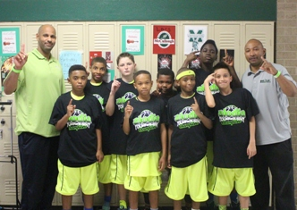 5th Grade Wins Alodia Easter Tournament 2015