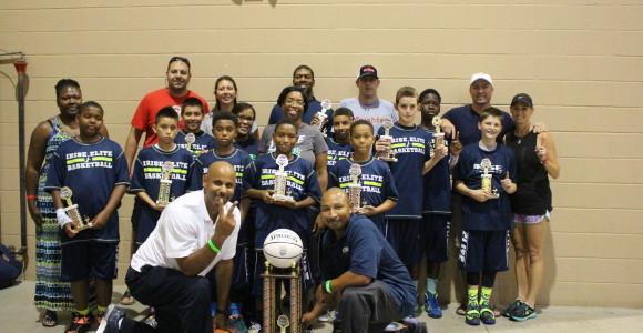 Irise 5th Grade Elite wins 2015 AAS Championship