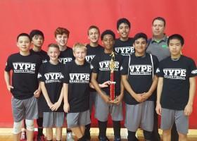 7th Grade IRise Elite wins Vype Slam Jam 2016