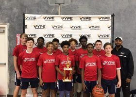 I-Rise Class 2022 Wins Vype Playmakers Tournament April 2018