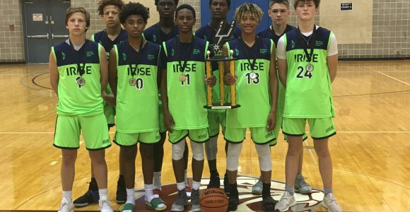 Class of 2022 wins Memorial Day Spurs Tournament in San Antonio
